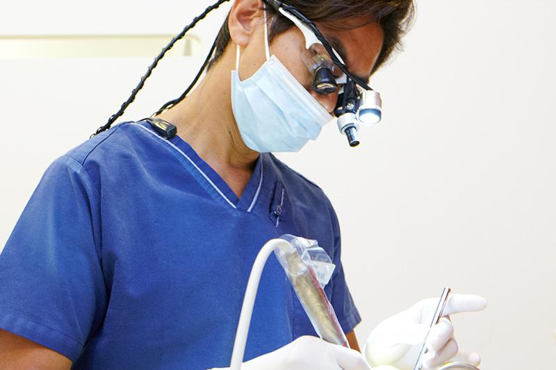 各専門医・専門衛生士による総合歯科医療