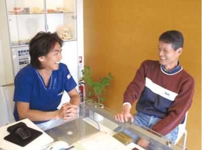 インプラント治療と歯周病の関係